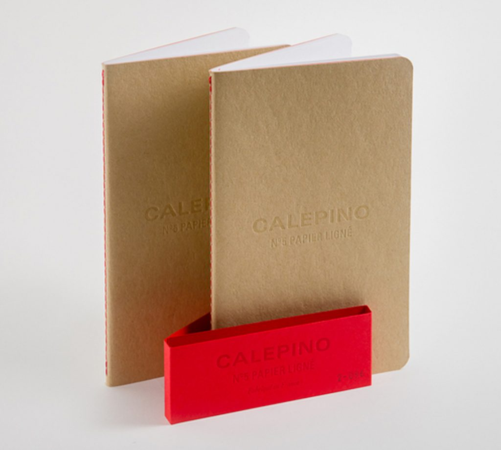 Blog Graphiste Papeterie Passion Carnet Shopping Slow life Calepino