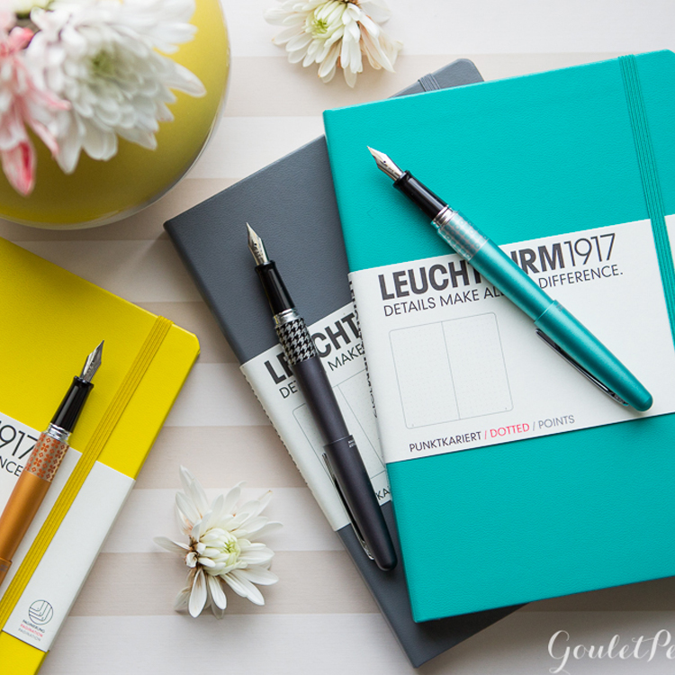 Blog Graphiste Papeterie Passion Carnet Shopping Slow life Leuchtturm