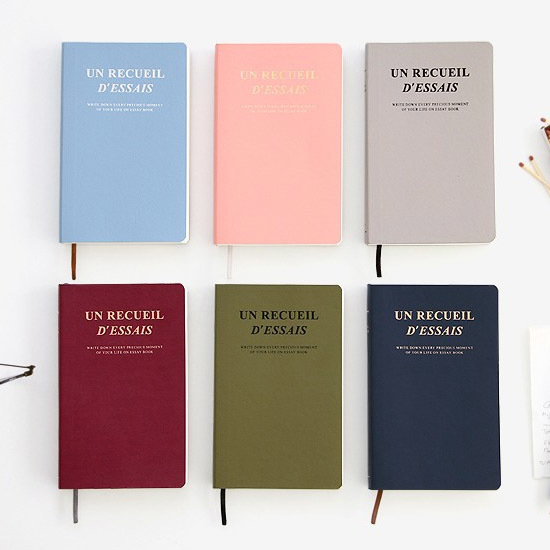 Blog Graphiste Papeterie Passion Carnet Shopping Slow life The journal shop