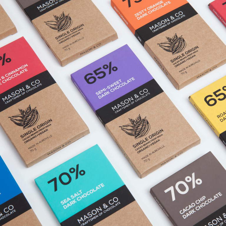 Chocolat Mason & Co