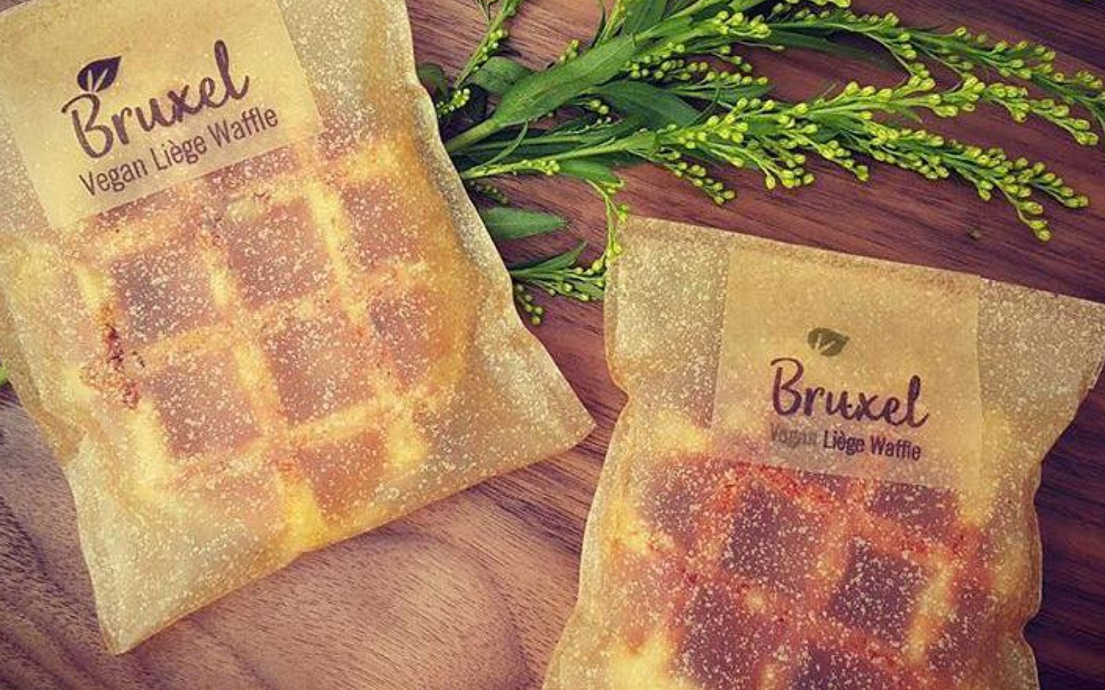 emballage comestible gaufre tendance responsable